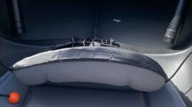 Kickapoo Wild Double Kayak | Folding seat