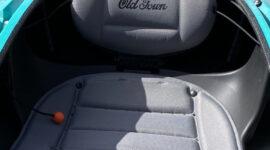 Kickapoo Wild Double Kayak | Rear seat