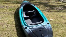 Kickapoo Wild Double Kayak | Rear view